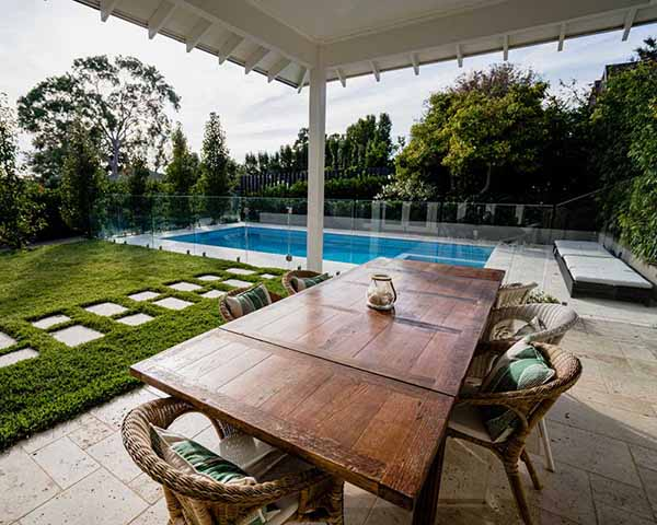 Swimming Pool Landscaping Melbourne